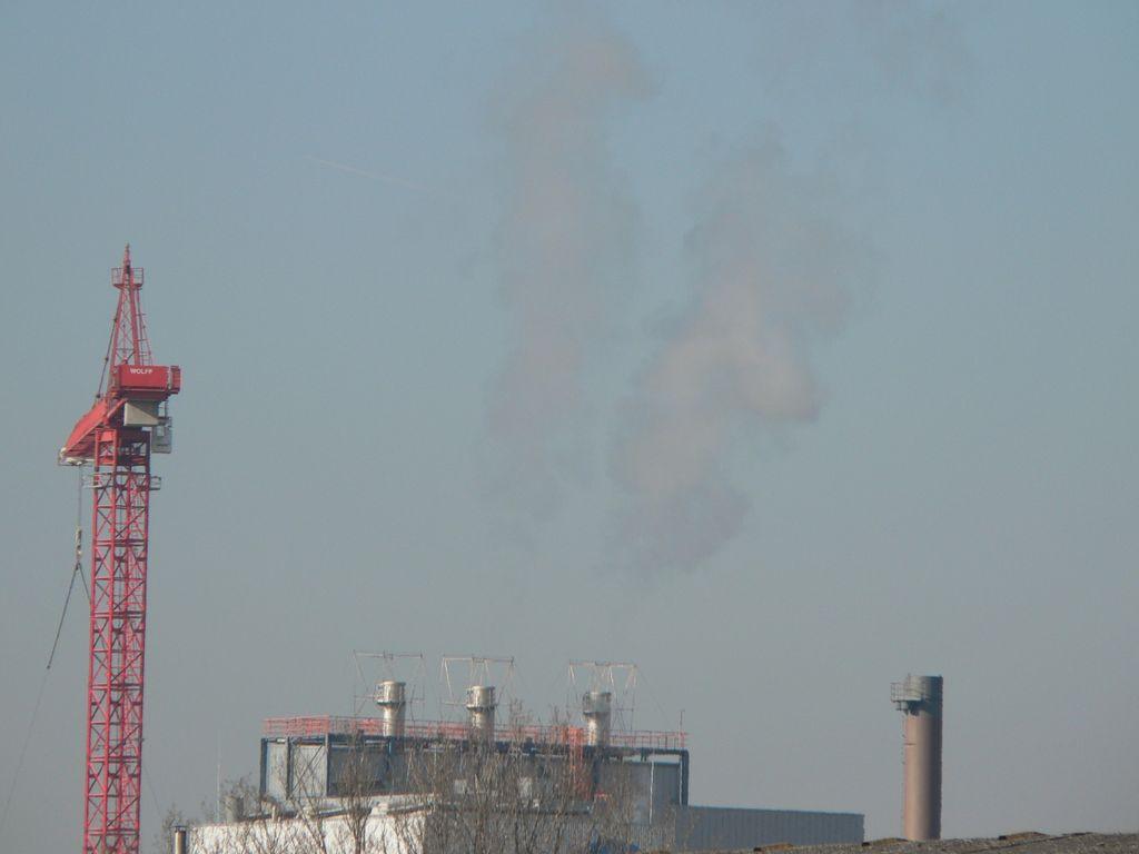 Müllverbrennung, eine Form der Entgiftung von Müll